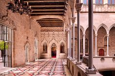 Palace of the Generalitat of Catalonia   |  Pere Blai  |  Barcelona