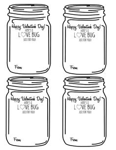 ...The Fast Lane! ♥: DIY Handmade Class Valentines ♥ {FREE PRINTABLE} ☀CQ #paper #printables