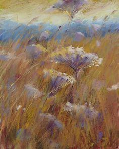 Pastel FAQ ...Favorite Pastel Paper, painting by artist Karen Margulis