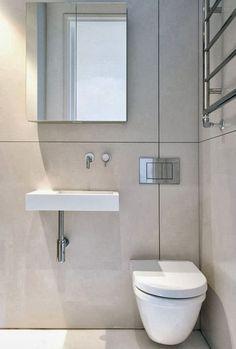 Banheiros Pequenos E Aconchegantes!por Depósito Santa Mariah