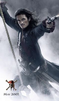 Pirates of the Caribbean: At World's End Teaser poster