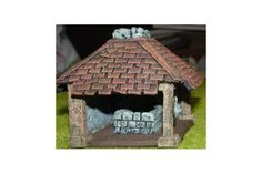 Conflix 6807- Smithy 28mm Diorama - 28mm - 1:56- $26.44 with 1001Modelkits.com