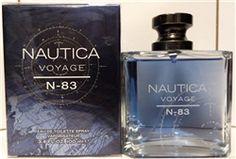#Nautica #Voyage N-83 #Cologne 3.4oz Our Price: $25.00 List Price: $62.00 Savings: $37.00