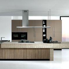 Falmec Design Lumen Isola - 175 cm