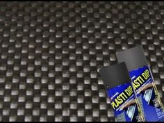 Create Carbon Fiber Look with Plasti Dip THIS IS SO NEAT!!! SOOOO MANY APPLICATIONS OTHER THAN CARS!!! dipyourcar.com