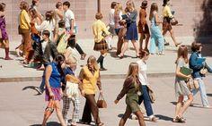 Essas 12 fotos mostram como as mulheres se vestiam para ir à escola nos anos 60