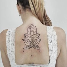 The hamsa tattoo embraces a deep magical sense and serves as a strong defensive amulet. These amazing variations of hamsa patterns below are aimed at different tastes that will not leave you impassive.Hamsa – is one of the oldest symbols of protection known as the hand of God or the hand of...