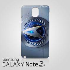 Star Trek Starfleet Command Logo Samsung Galaxy Note 3 Case Wrap Around