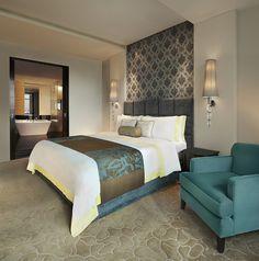 The St. Regis Bangkok Hotel—Bedroom Suite by St Regis Hotels and Resorts, via Flickr