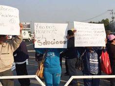 #DESTACADAS:  Reportan caos vial en Circuito Exterior Mexiquense - Excélsior
