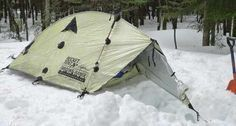 12 Essential Winter Camping and Backpacking Hacks -- Sectionhiker.com by Philip Werne