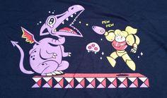 """pew Pew"" Samus Aran Ridley Metroid XXL Men's Shirt Theyetee #Theyetee #GraphicTee"