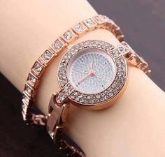 Stylish Girls Wrist Watches Latest Design 2015  (2)