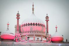 moroccan pink