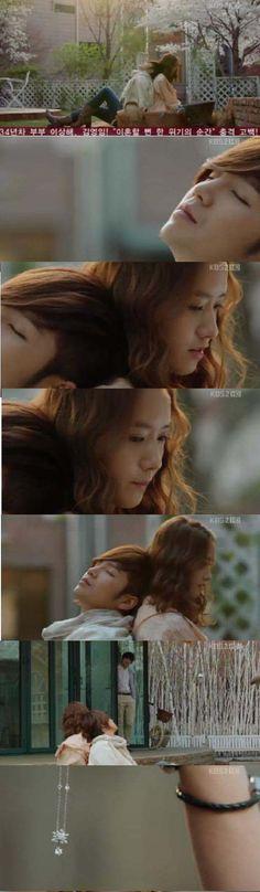 [News]'Love Rain' Jang Keun Suk Gives 'Diamond Snow' Necklace to Yoona (#SNSD)   #kpop