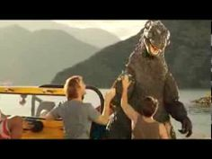 ▶ Funny SNICKERS 'Godzilla' Commercial ( Extended Version ) | FunnyAds - YouTube
