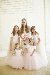 I like the idea of a long tutu skirt with a plain top. And then maybe sequined Chucks...