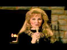 """Tammy Wynette """"Good Lovin"""". Looks to be an old Hee Haw set?"""