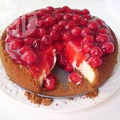 Ongebakken cheesecake @ allrecipes.nl