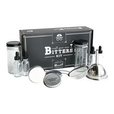 The Craft Your Own Bitters Kit on AHAlife