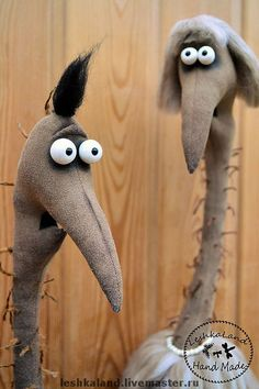Ароматизированные куклы ручной работы. Ярмарка Мастеров - ручная работа Мама, я страуса люблю!. Handmade.