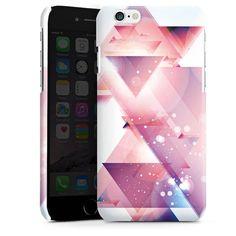 Galaxy of Triangles für Premium Case (glänzend) für Apple iPhone 6 von DeinDesign™