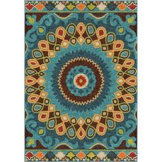 "World Menagerie Bonniefield Area Rug Rug Size: 7'8"" x 10'10"""