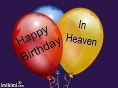 Happy Birthday My dear brother Johnny in Heaven.