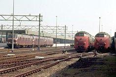 Bahn, Utrecht, Locomotive, Dutch, Europe, Historia, Train, Nostalgia, Dutch Language