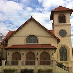 Historic United Methodist Church in New Iberia, La.