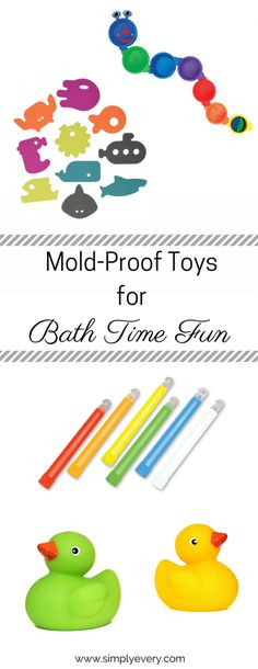 Mold Proof Toys for Bath Time Fun! I am proud to be working with Suave Kids.  #SuavePartner Need some ideas for bathtime fun? Click this Pin to read about some of our go-to mold proof bath toys! @Suave Kids® Disney collections  bath time, toys, bath toys,