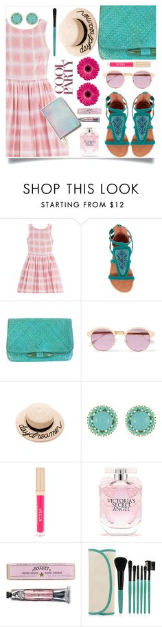 """""""Daydreamer"""" by wuteringheights ❤ liked on Polyvore featuring Marc by Marc Jacobs, Penny Loves Kenny, Sheriff&Cherry, Eugenia Kim, Stila, Victoria's Secret, Soap & Paper Factory and Kate Spade"""