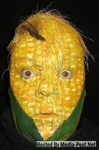 Corn Husk Head