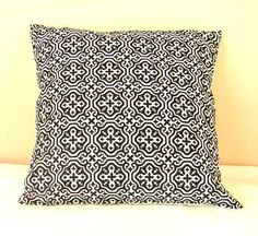 Decorative Cushion Cover MOROCCAN MOSAIC By AlchemyAndFabric