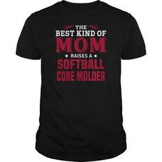 Softball Core Molder