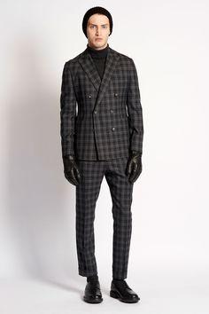 Hardy Amies Fall 2016 Menswear Fashion Show