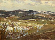 Jaroslav Panuška - Štramberské okolí (1910 - 1911)
