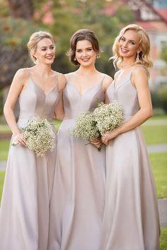Modern Chic Sorella Vita Bridesmaid Dresses Are the New Classics #bridesmaids; #dresses