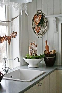VIBEKE DESIGN-Gingerbread Country