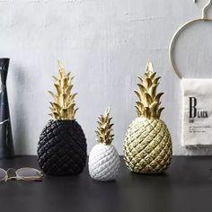 Home Decor Accessories, Decorative Accessories, Pineapple Ornament, Pineapple Kitchen, Pineapple Fruit, Pineapple Room, Deco Studio, Desktop Decor, Wine Cabinets