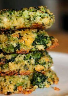 Broccoli koekies