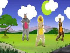 Just Dance Kids 2014 - I Like To Move It - YouTube