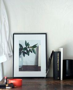 Fotografía artística jarrón con planta por BILDEprints en Etsy