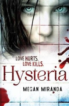 Hysteria is in essence a psychological thriller but it straddles the genres of contemporary mystery and paranormal fiction and should appeal to young adult fans of both.