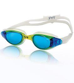 1e1be028982 TYR Technoflex 4.0 Junior Goggle at SwimOutlet.com
