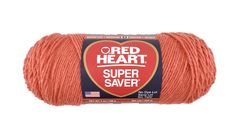Coral Super Saver Economy Yarn   Red Heart