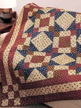 American Independence Digital  Quilt Pattern from ShopFonsandPorter.com