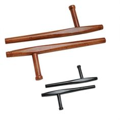 Tonfa For Sale | AllNinjaGear.com: Largest Selection of Ninja Weapons | Throwing Stars | Nunchucks    MY favourite weapon!