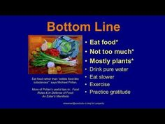 Living for Longevity: The Nutrition Connection  - Research on Aging.    ----    University of California Television