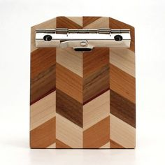 Mini Maple Checkered Clipboard-3x4